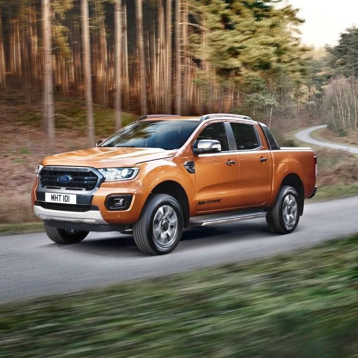 NÅ 0,99% rente på Ford Ranger Wildtrak