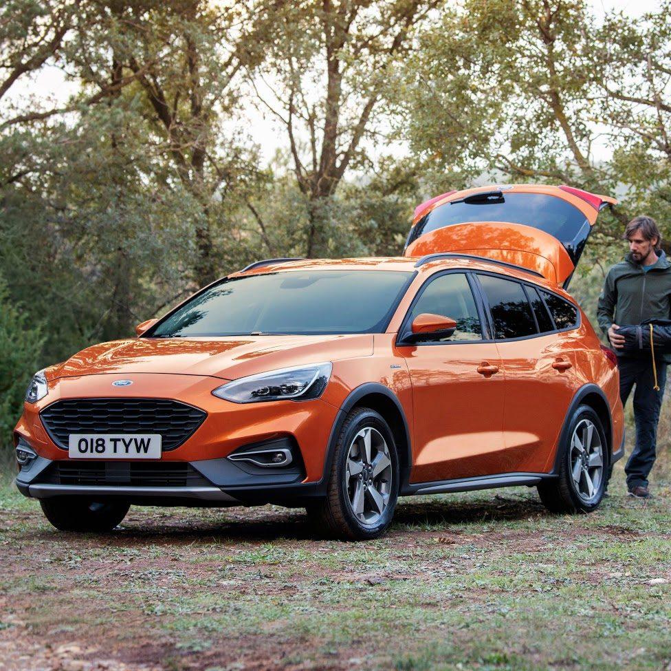 Ford Focus Active stasjonsvogn