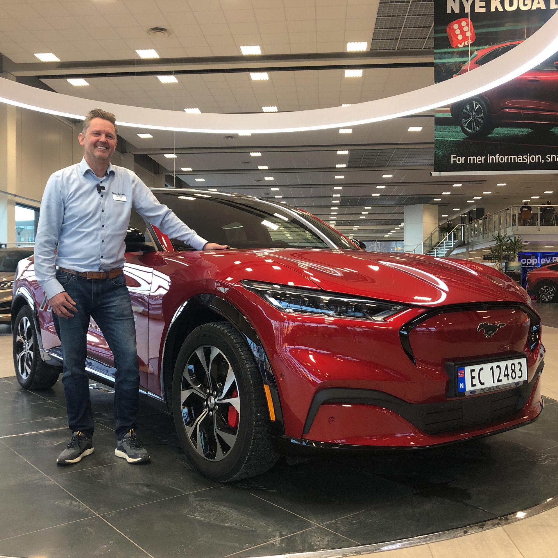 Bestill prøvekjøring hos Melhus Bil Orkanger