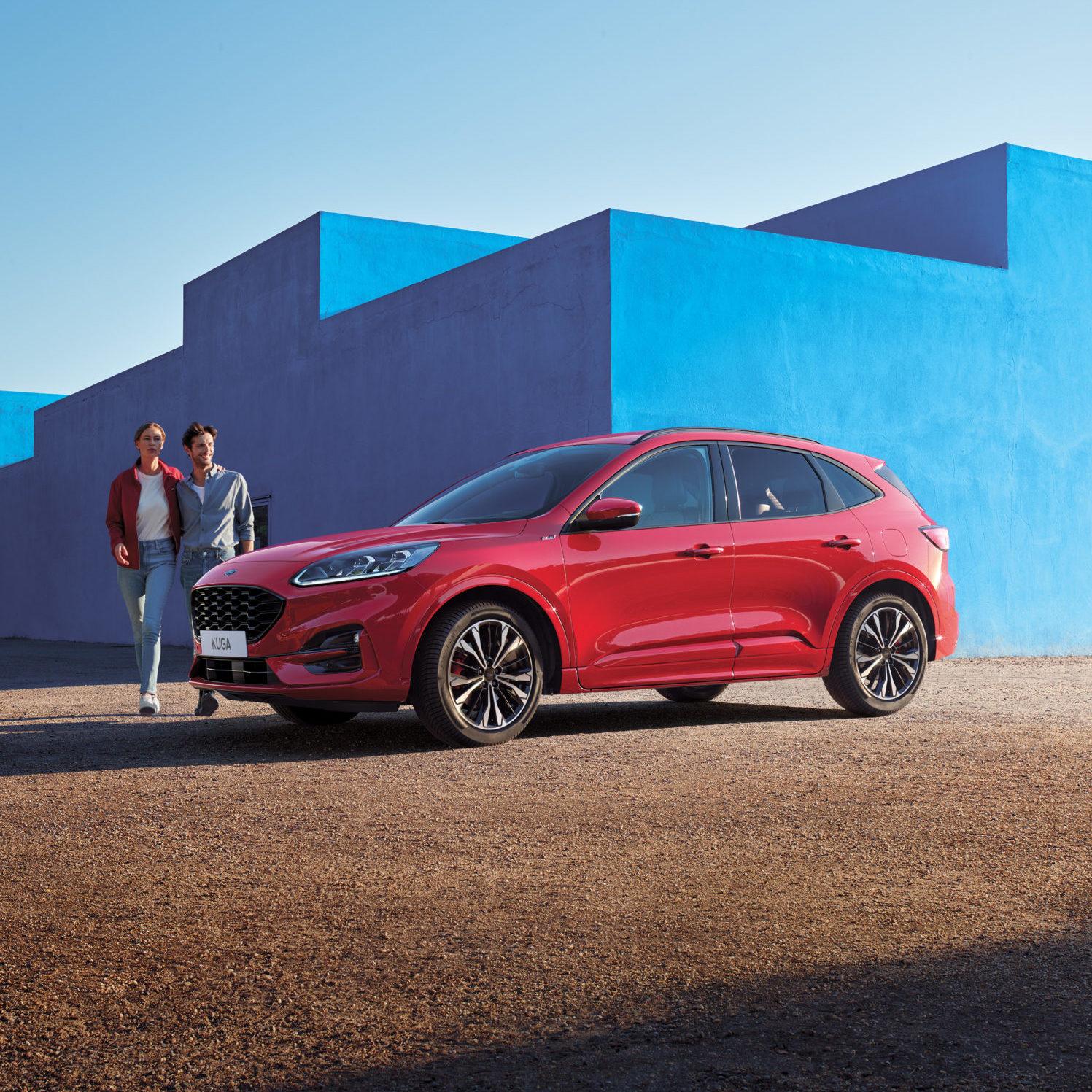 Nye Ford Kuga ladbar hybrid – kjøp bil nå og unngå annonsert avgiftsøkning!