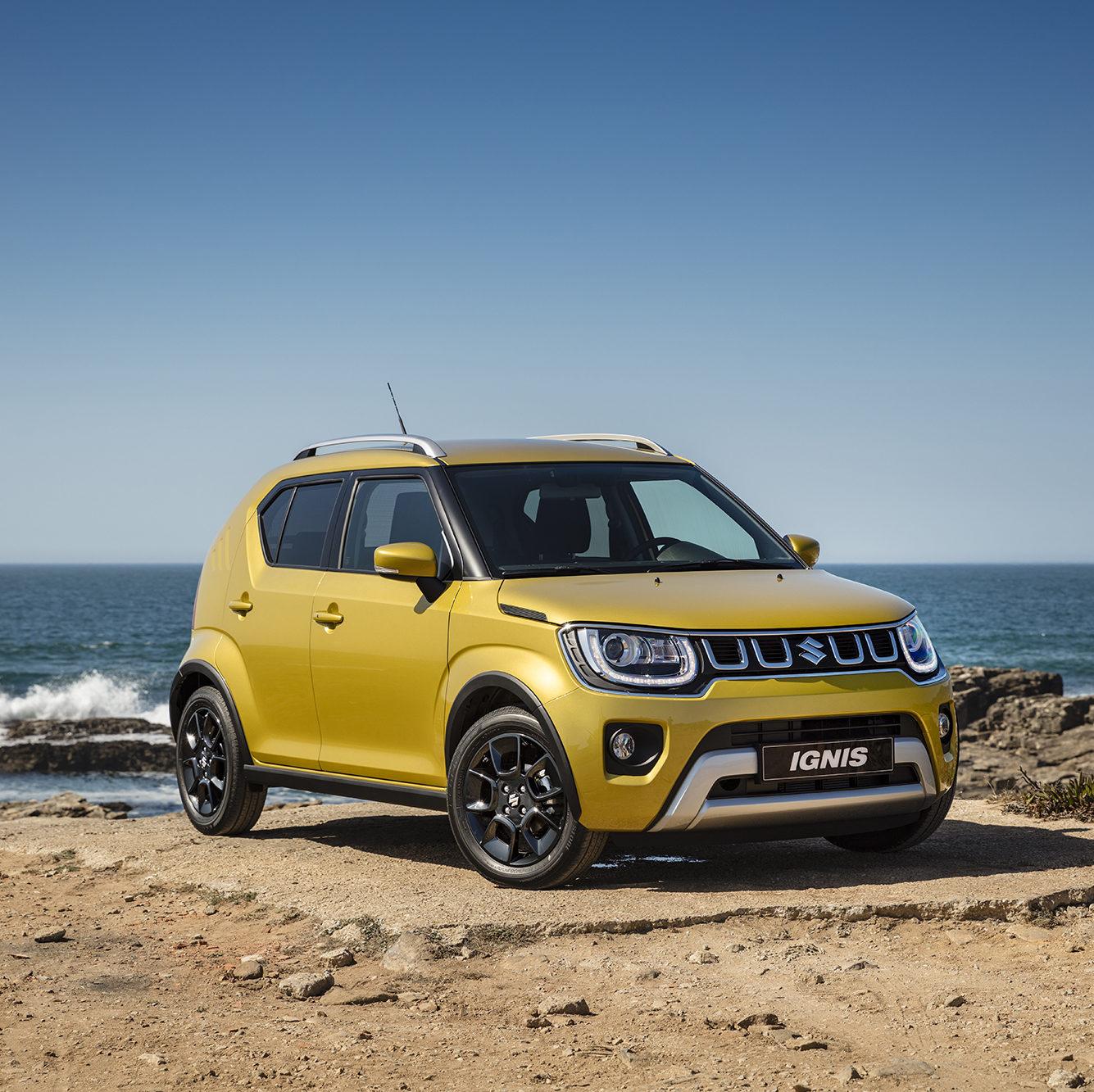 Suzuki Ignis 4×4 Hybrid – Leasing 1.744,-* per mnd.