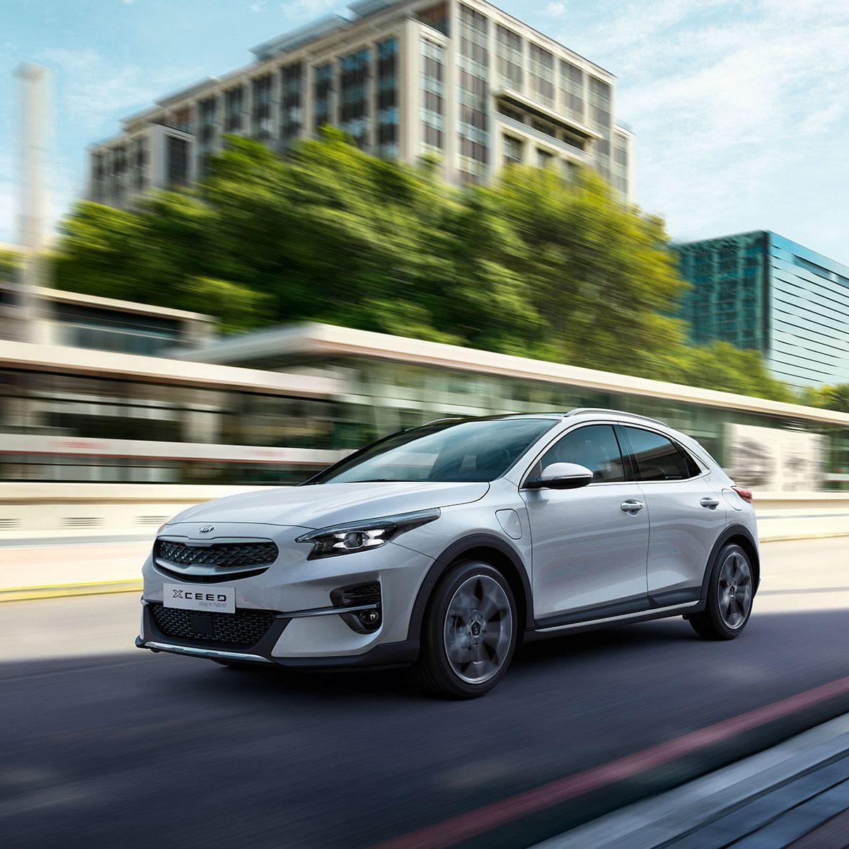Kia XCeed Plug-in hybrid – Urban Crossover