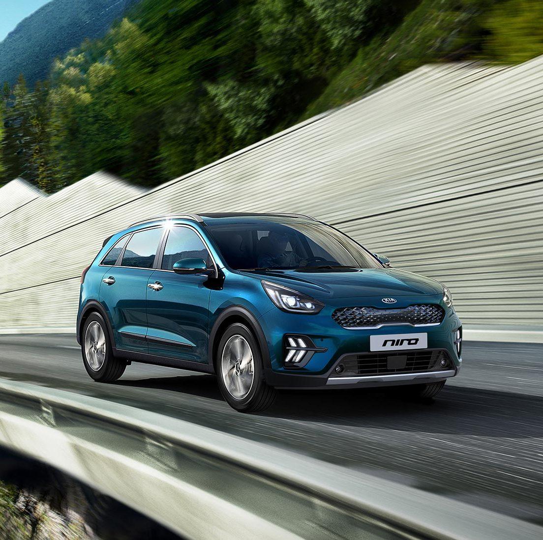 Kia Niro Hybrid – Kjør elektrisk uten å lade